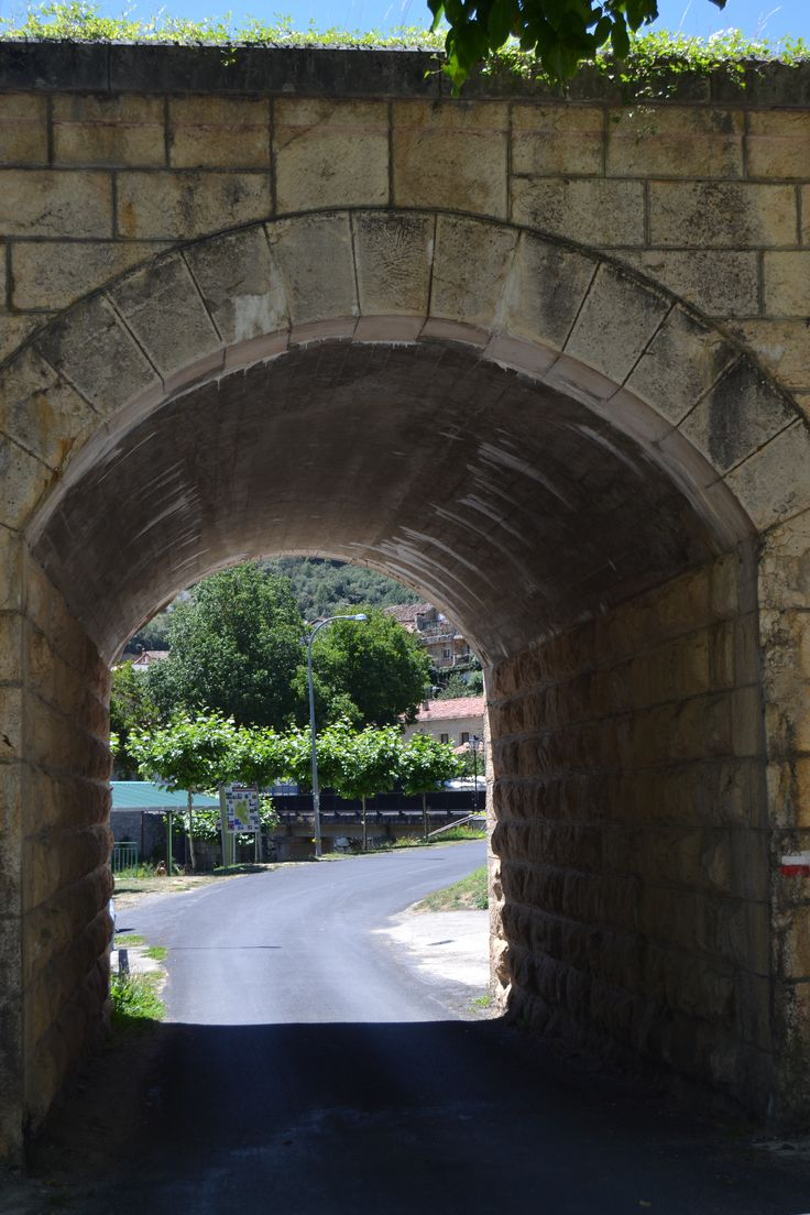 Túnel de la vía