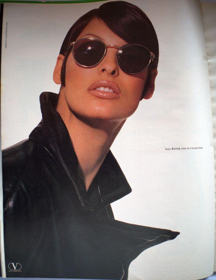 VALENTINO sunglasses, 1992