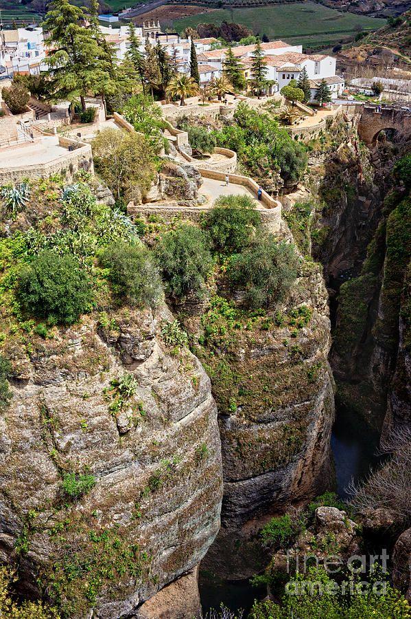 Ronda in Andalucia, Spain