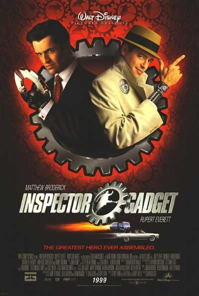 Inspector Gadget (1999) - Click Photo to Watch Full Movie Free Online.