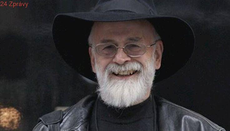 Nejen Zeměplocha je placatá. Nedokončené Pratchettovy romány zničil parní válec