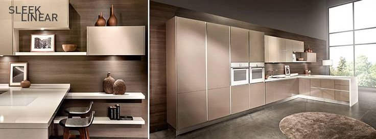 sleek linear collectionsignature kitchen - available at