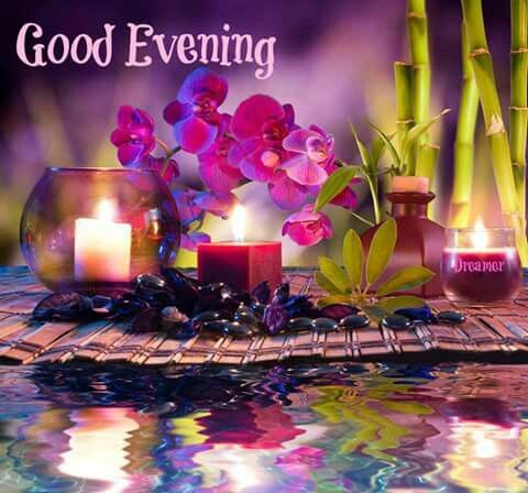 Good Evening! Have a blessed sleep with loving and sweet dreams my beloved! Love and hugs to you. XOXO's