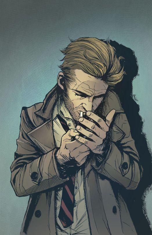 John Constantine by Jeremy Haun