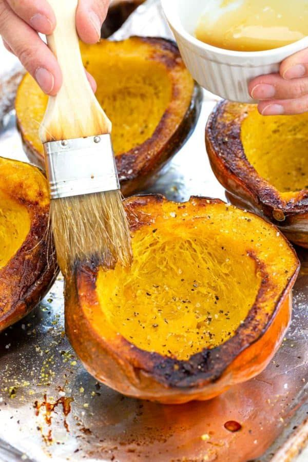 How To Cook Acorn Squash Recipe With Images Cooking Acorn