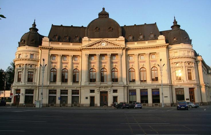 Biblioteca Centrala Universitara -1893