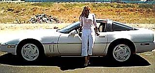 Ex-Girlfriend and Anniversary Model CorvetteModels Corvettes, Anniversaries Models