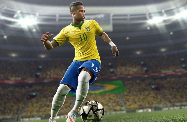 'Pro Evolution Soccer 2016' is worth playing over 'FIFA' #proevolutionsoccer #videogames #gaming #internetgames #fifa