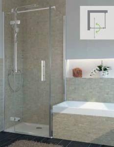 Duschkabine An Badewanne | Whg Ideen | Pinterest Badezimmer Mit Dusche Und Badewanne