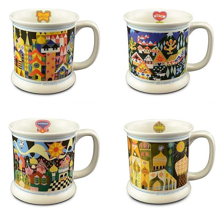 It's a small world coffee mugs.