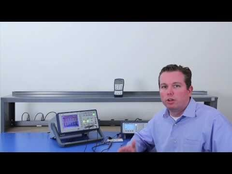 Video: How to Use an Oscilloscope and Signal Generator as a Component Tester / Curve Tracer