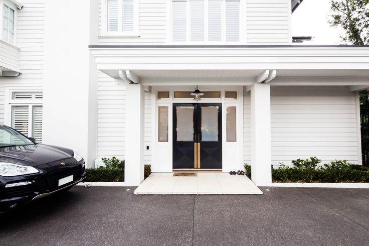 St Georges Bay Road front door