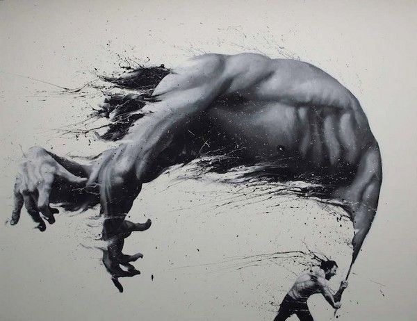 Fingers Paintings by Paolo Troilo | InspireFirst