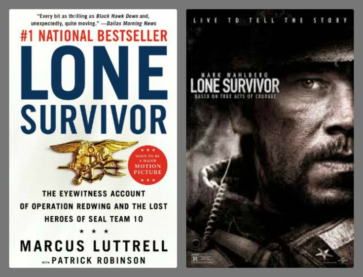 "an examination of the book lone survivor by marcus luttrell Marcus luttrell in range 15, due out may 2016  the new york times  bestselling book, ""lone survivor,"" then as the focus of a blockbuster film."