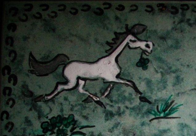 Ideas art for everyone, DIY - Joanna Wajdenfeld: Washer with ceramic tile