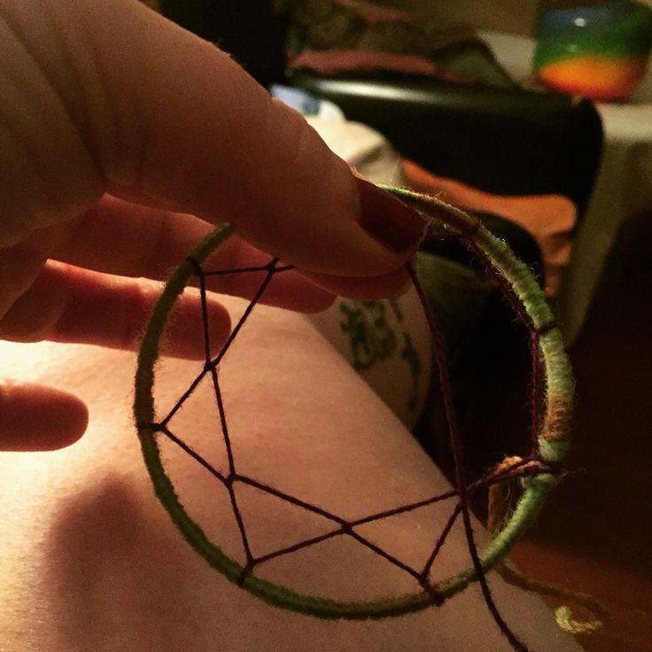 Weaving is my favourite pet.