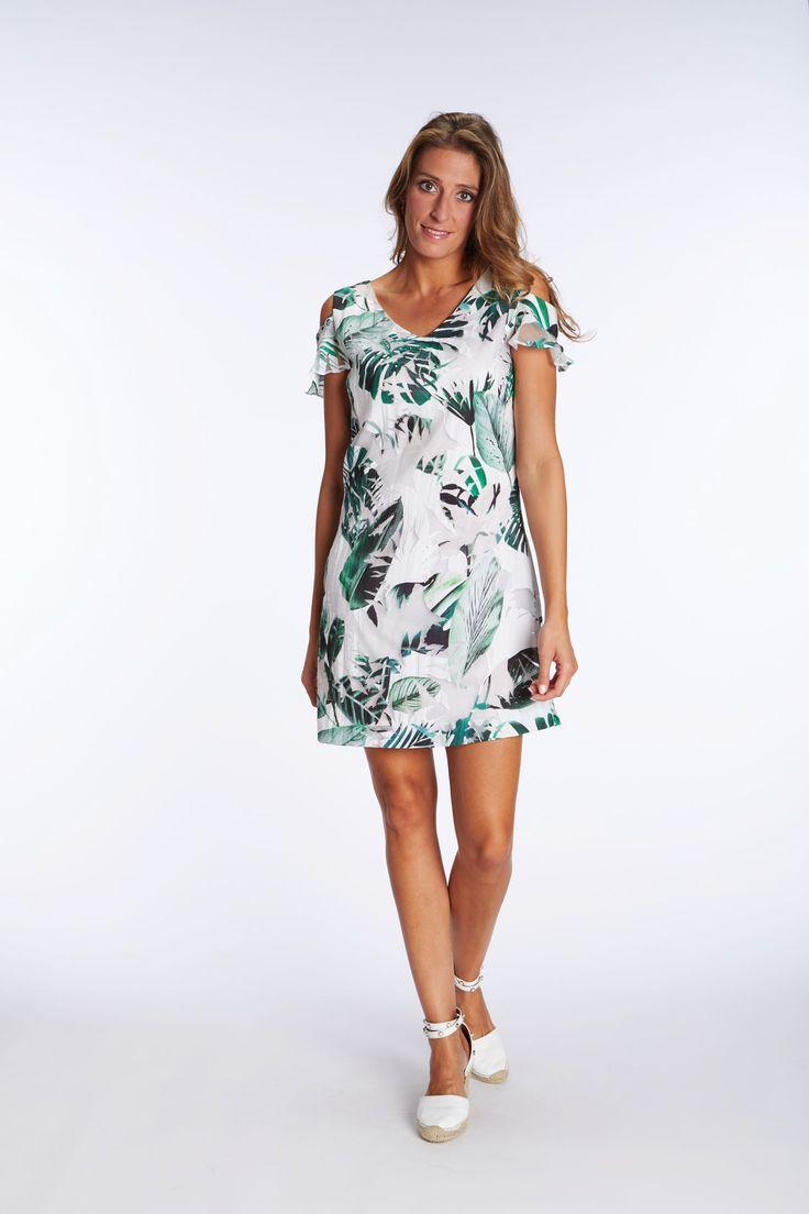 #comptoir7 #gent #latem #SintMartensLatem #zomer2018 #zomer #ss18 #fashion #mode #dameskleding #boetiek #zomercollectie #fashionblogger #webshop #AvailableInWebshop #boetiek #kleed #dress #BlueBay