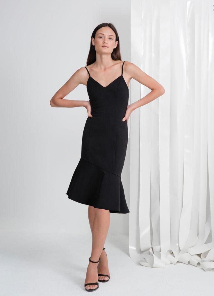 Keepsake - Adorn Dress - Black