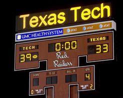 Best. Game. Ever.    Texas Tech 39, Texas 33- November 1, 2008