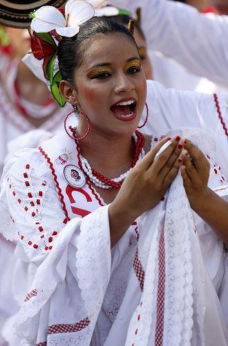 Cumbia, carnaval de Barranquilla, Colombia