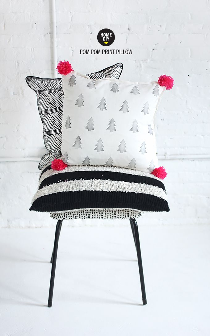 First, Happy End of the Week! Second, I have two new DIY pillows to add to my growing collection...