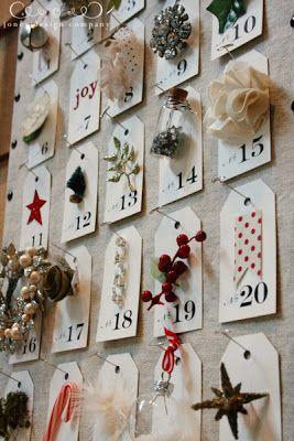 marycot: Calendarios de Adviento