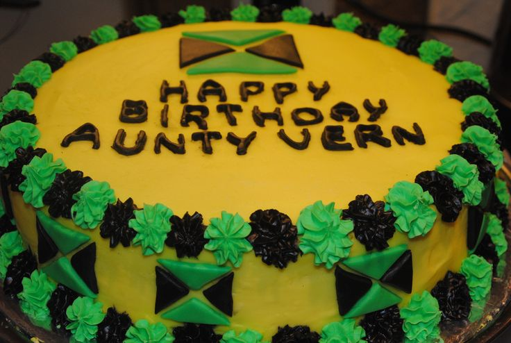 17 Best Images About Jamaican Themed Party On Pinterest: 17 Best Images About Jamaican Cake On Pinterest