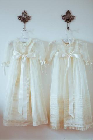 Baptism dress, Vestido de Batizado