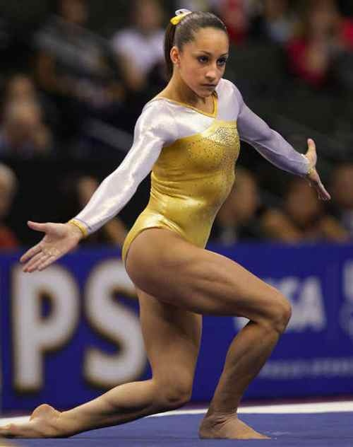 Jordyn Wieber in 2011