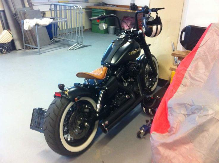 Milwaukee V-Twin Forum - Community & Infos über Harley-Davidson - Only Street Bob und Wide Glides Pics (Kommentare unerwünscht!)