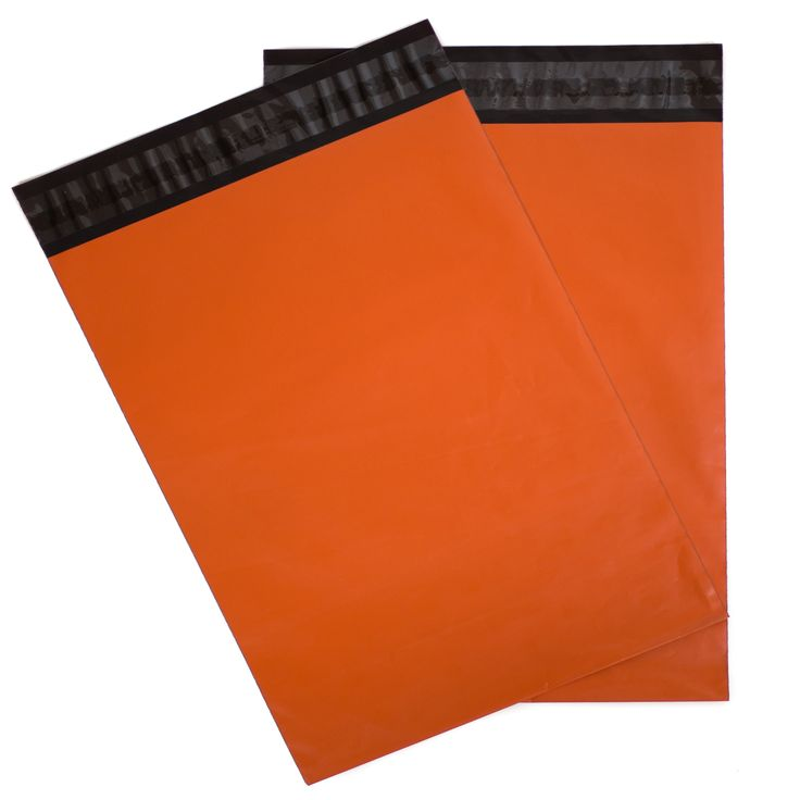 Orange Shipping Envelopes 14.5 x 19 - Pack of 100