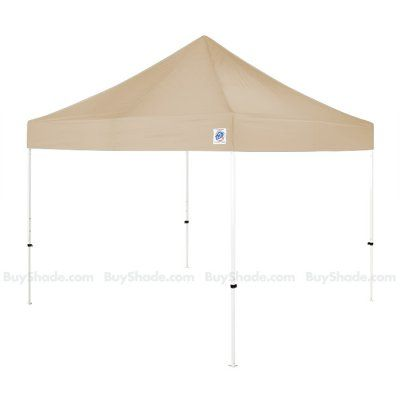 you have selected the vantage 10x10 tent with tan canopy - 10x10 Tent