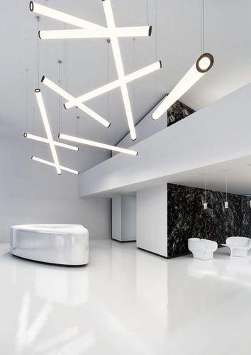 Luminaria suspendida / fluorescente / lineal BUNGA PROLICHT GmbH
