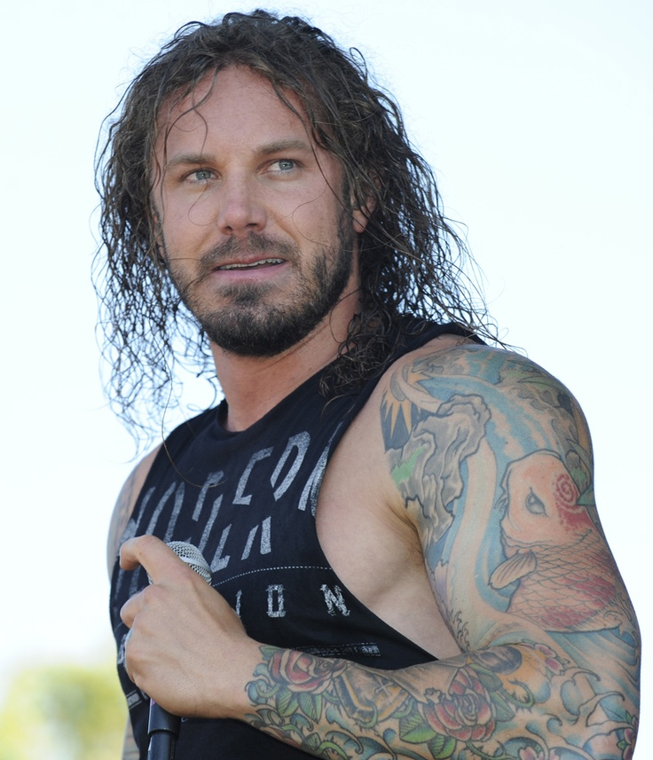 Christian heavy metal star Tim Lambesis arrested over alleged murder-for-hire plot (Photo: Getty Images, file)