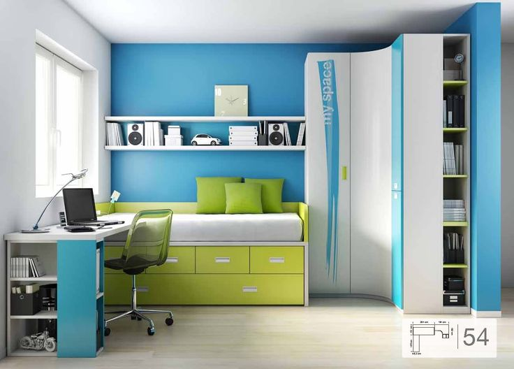 71 best dormitorio adolescente hombre images on pinterest for Dormitorio varon