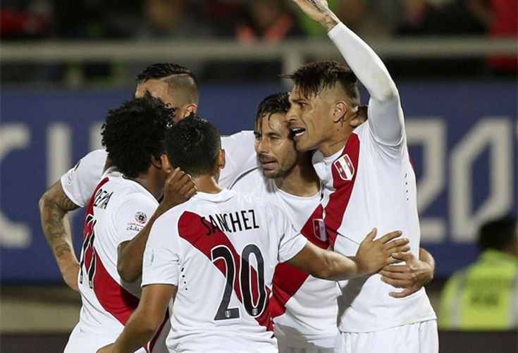 Perú vs Paraguay ¿A qué hora juegan por el tercer lugar de la Copa América 2015? - http://webadictos.com/2015/07/02/peru-vs-paraguay-hora-tercer-lugar/?utm_source=PN&utm_medium=Pinterest&utm_campaign=PN%2Bposts