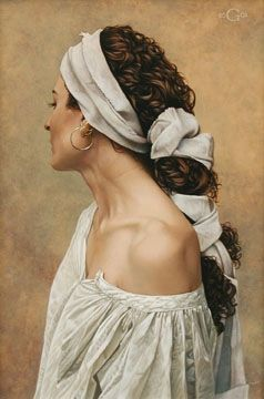 David Gray, figure painting, figure, classical realism, contemporary realism, oil painting #OilPaintingPeople