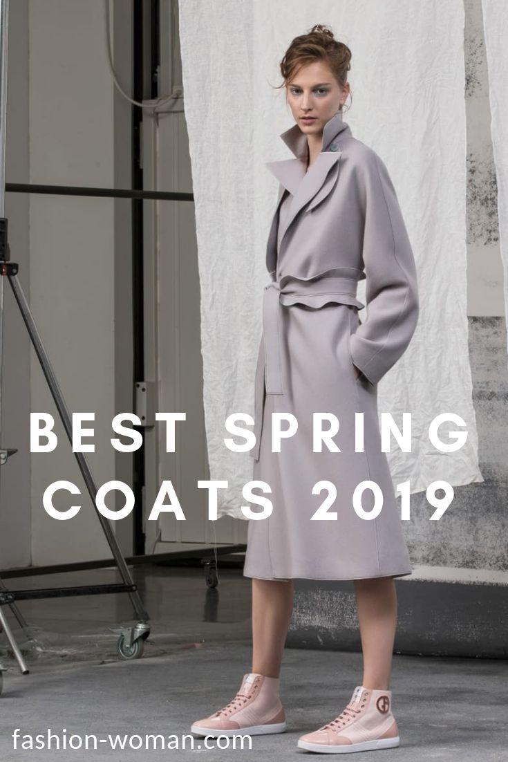 Модные пальто 2019   Fashion Style    Стиль и мода   Pinterest ... 521b67d5f58