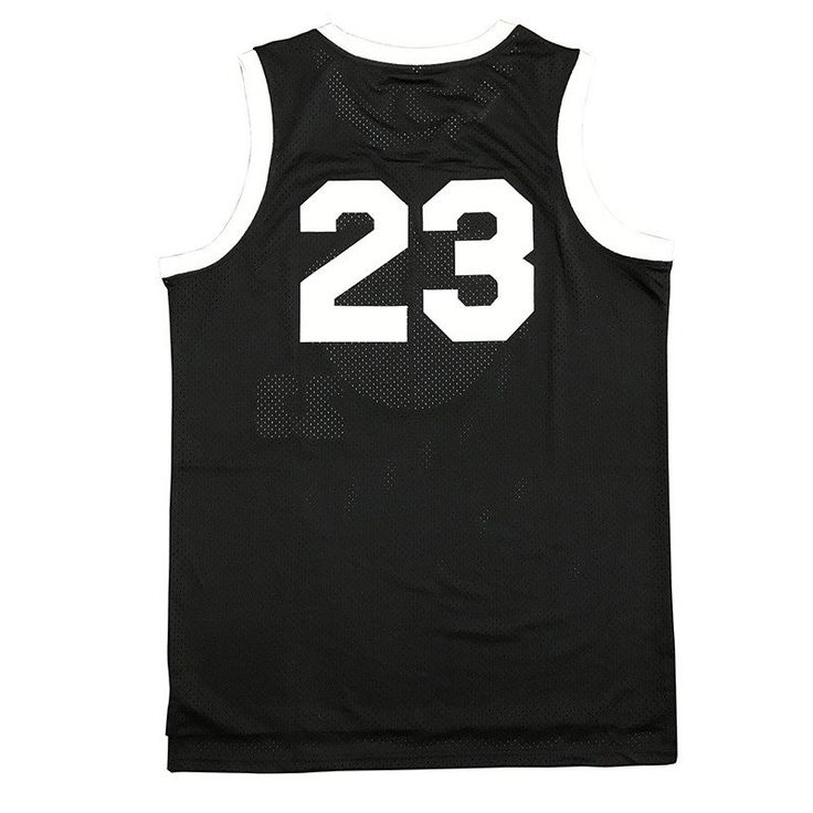 Shoot out #23 Tournament Motaw jersey is from the classic basketball movie Above the Rim. The shoot out logo and numbers are stitched. $29.88