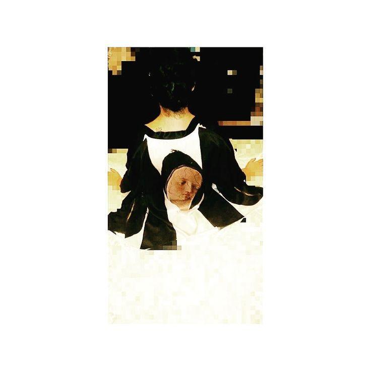 Just like a prayer. #HERSE #madonnaandsaints #madonna #kimono #limitededition #soononline #staytuned