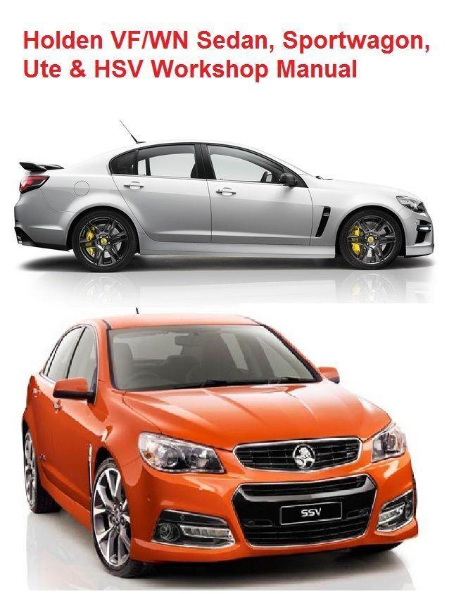 Best Holden Workshop Service Repair Manual Downloads Images