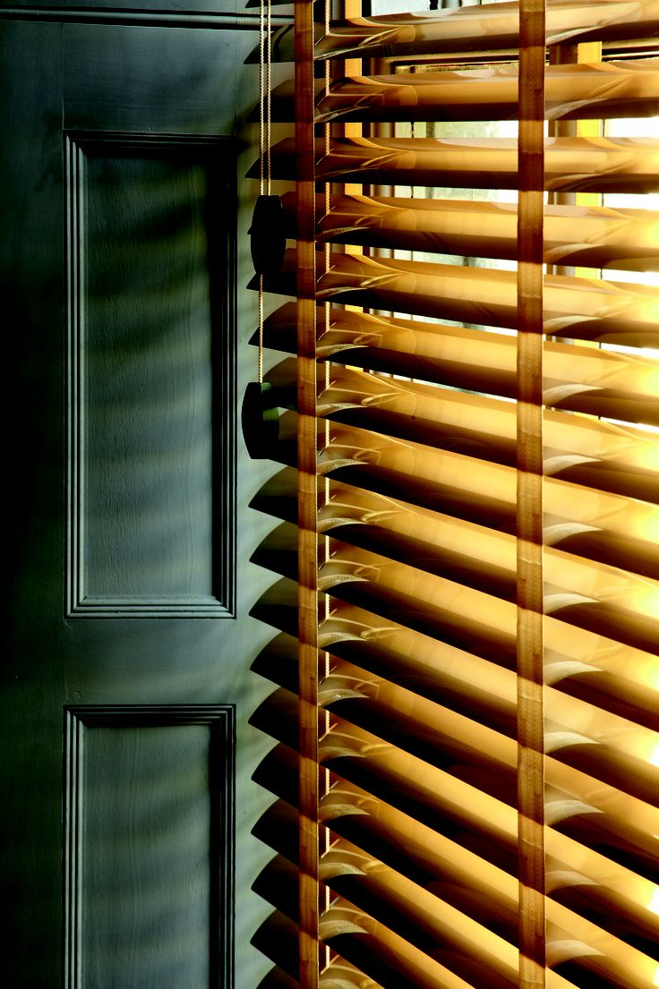 82 best wooden blinds images on pinterest shades for Bedroom window styles