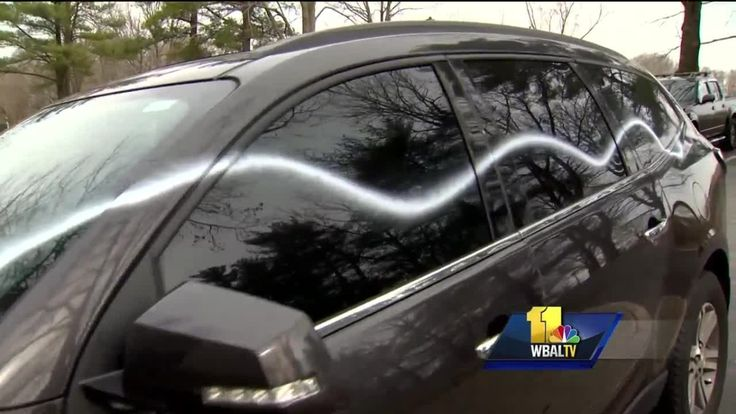 Vandals have damaged dozens of cars in the past week in Howard County, the latest incidents were reported Tuesday night.