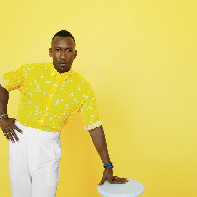 Mahershala Ali in GQ photographed by Erik Madigan Heck