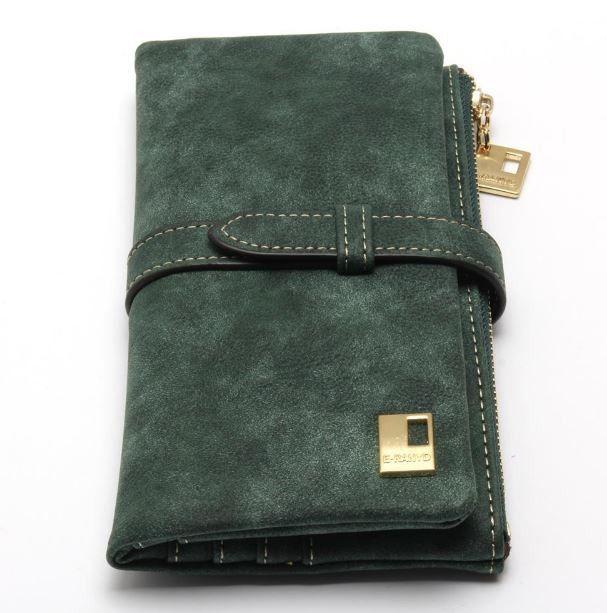 Luxusní dámská peněženka se zipem a místem pro karty a fotky – zelená – SLEVA 70 % + POŠTOVNÉ ZDARMA Na tento produkt se vztahuje nejen zajímavá sleva, ale také poštovné zdarma! Využij této výhodné …