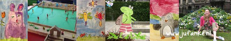 lesidee kleuters juf Anke Kinderboekenweek 2014