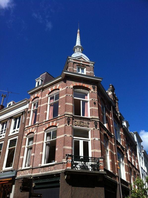 Stadsappartementen - Den Haag Plein/ Korte Poten | boven Fred de la Bretoniere