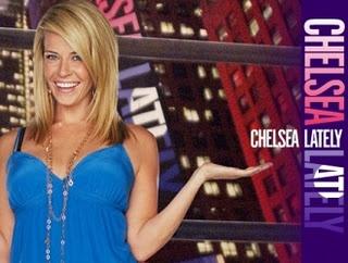 It's...Chelsea Handler!