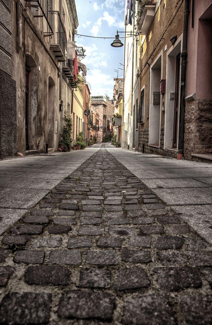 Cagliari -- Centro storico