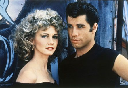 "Grease - ""You better shape up, cause I need a man and my heart is set on you...."""